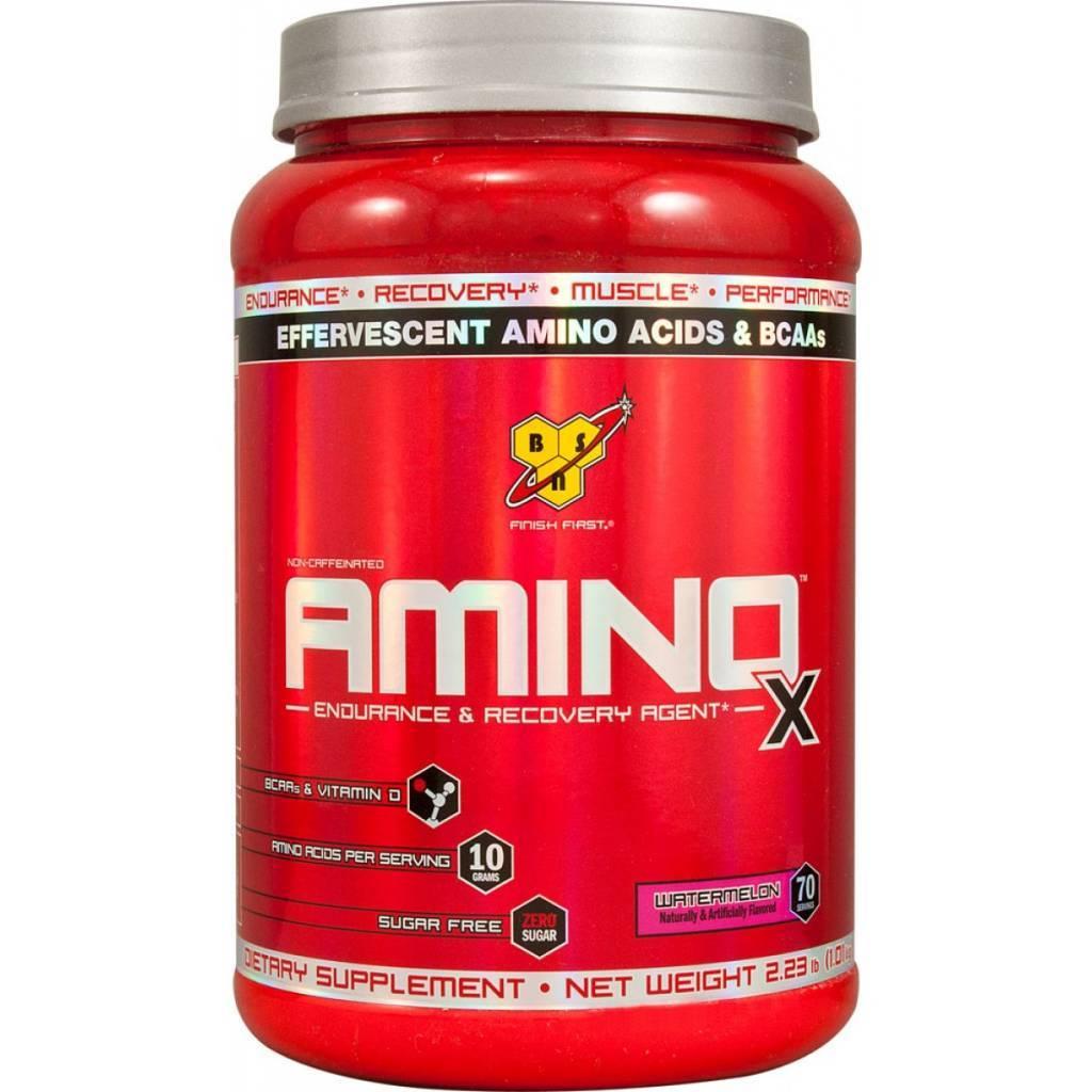 Amino X - BCAA