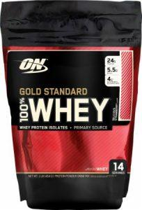 Whey Gold Standard od Optimum Nutrition