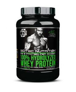 100 % HYDROLYZED WHEY PROTEIN