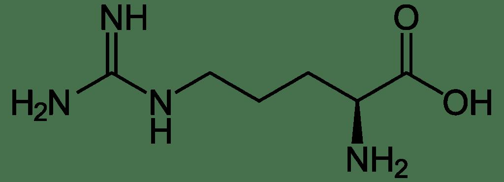 Arginín vzorec