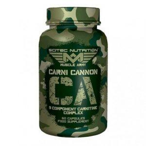 MUSCLE ARMY CARNI CANNON