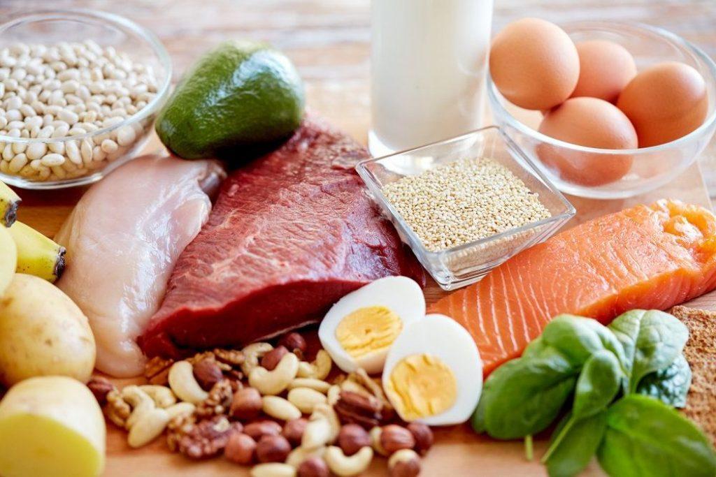 Zdroje proteinov