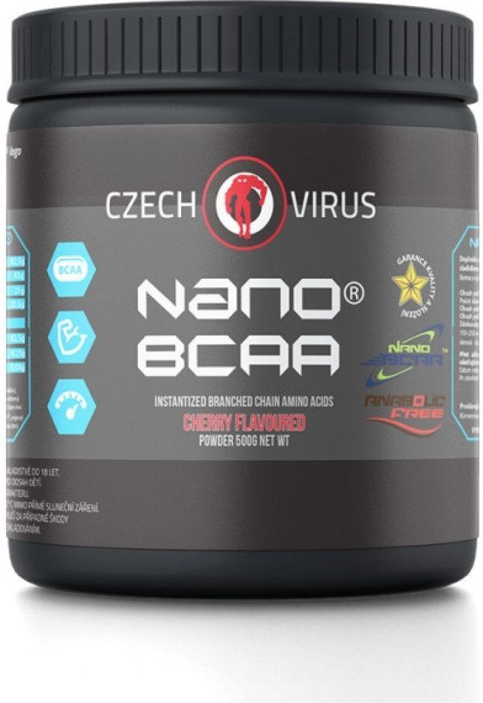 Nano BCAA Czech Virus