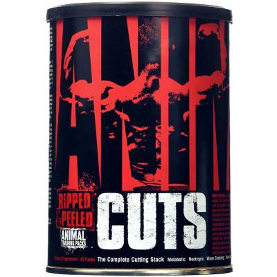Animal Cuts Od Universal Nutrition