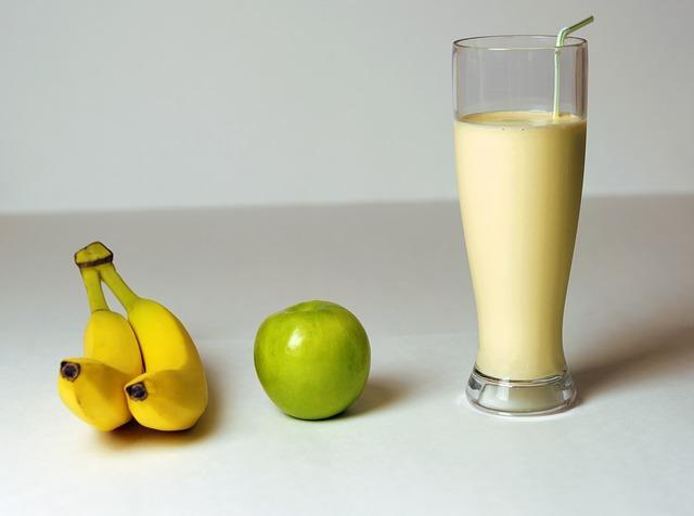 milkshake fotografia