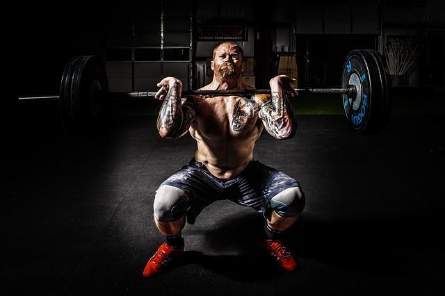 bodybuilding fotografia