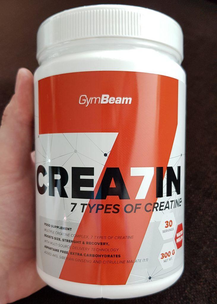 Kreatín Crea7in Balenie