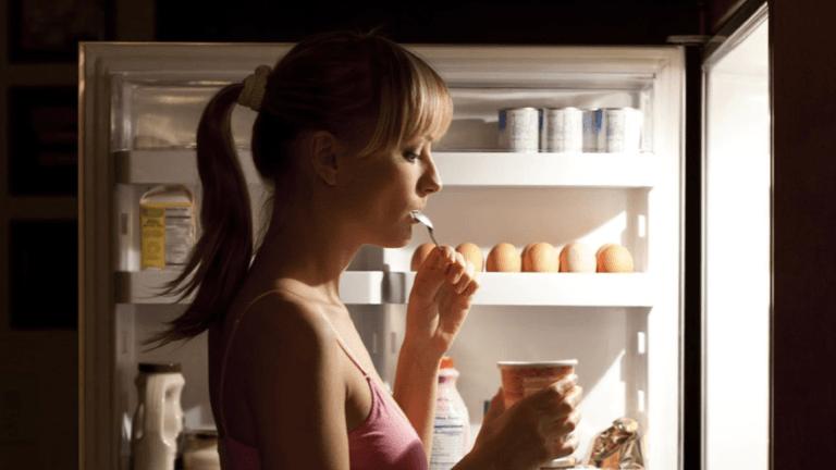 Vyjedanie chladničky