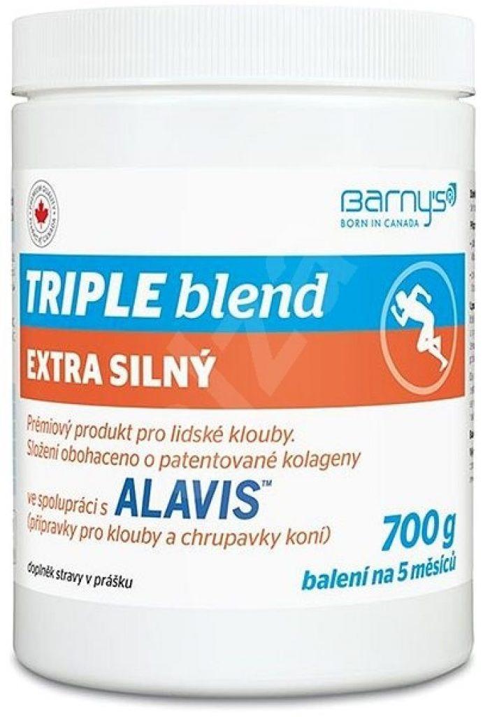 Barnys Triple Blend