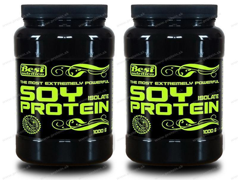 Best Nutrition - Soy Protein Isolate
