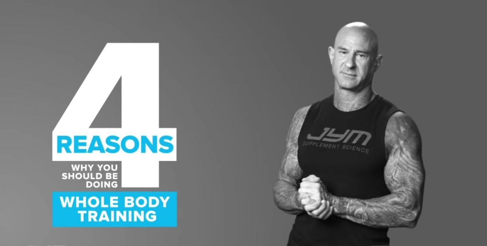 full body tréning