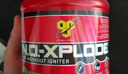 """Predtréningovka N.O. Xplode od BSN  v našej recenzií – Ide o kvalitnú """"pumpu""""?"""