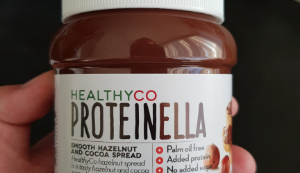 Ako dopadla v našej recenzií  Proteinella od HealthyCo ? Dokáže konkurovať iným orieškovým maslám?