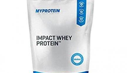 Impact Whey Proteín od MyProtein – Recenzia jedného z najpredávanejších srvátkových proteínov v Európe