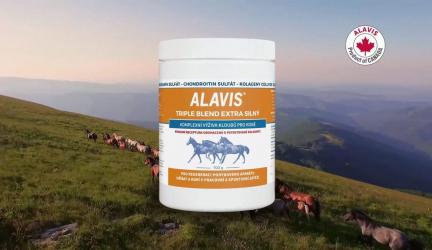 Alavis ako kĺbová výživa? Konsky silná, no existuje aj jej alternatíva, ktorá je určená pre ľudí!