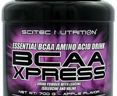 BCAA Xpress od Scitec Nutrition – Ako dopadli šumivé aminokyseliny v našej recenzií?