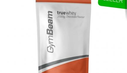"""Srvátkový proteín True Whey od GymBeam – Jednoznačný """"bestseller"""" na slovenskom trhu, čo stojí za jeho úspechom?"""