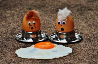 Vaječný žĺtok môžete využiť aj inak ako v praženici – Podporte ním zdravie vašich vlasov !