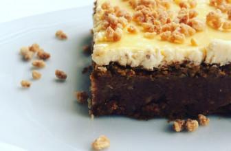Zdravý Mrkvovo-orechový koláč z ktorého nemusíš mať výčitky