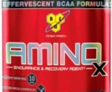 Práškové BCAA AMINO X od spoločnosti BSN – Prvé instantné aminokyseliny na trhu, sú naozaj tak skvelé?